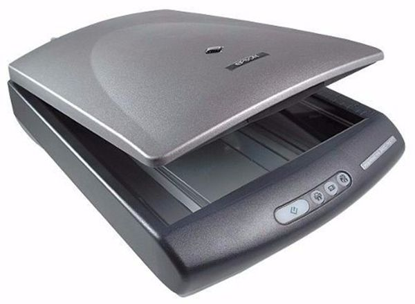 Epson Perfection 2400 Photo Scanner Review